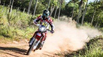 Dakar, 3^ Tappa: Barreda super, scalza Price dal trono