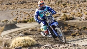 La Dakar riparte senza Alessandro Botturi