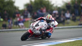Hayden's 2016 Honda to race in the Tourist Trophy