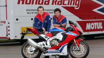 Guy Martin returns to the TT astride the factory Honda