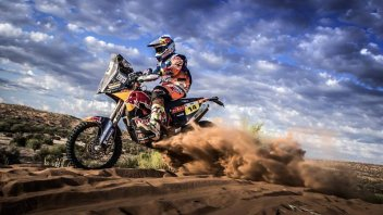 Storico trionfo di Sam Sunderland alla Dakar