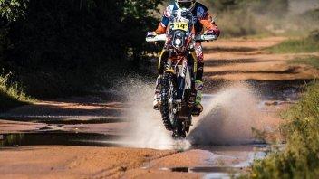Dakar: Dakar: Sam Sunderland a un passo dalla gloria
