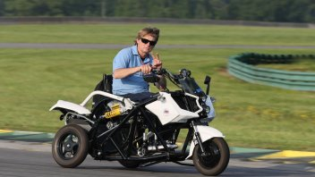 Wayne Rainey: satisfied with MotoAmerica we will improve further