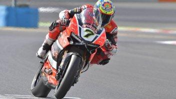 Test Jerez: Davies precede la MV Agusta di Camier