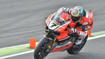 Portimao test: Davies up front, but without Rea