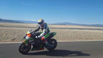 De Angelis-Kawasaki: first contact in Almeria