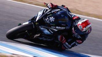 Test Jerez: Rea e la Kawasaki dettano legge, 4° Melandri