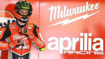 "Savadori: ""The Aprilia has what it takes to stay with the top riders"""