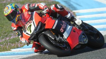 Davies chiude in bellezza i test di Portimao, 3° Savadori