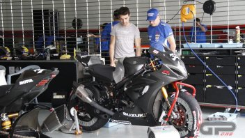 Guintoli at Sepang to prepare for the Suzuka 8 Hours