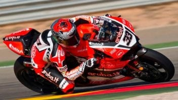 Jerez test: special mission for Melandri and Ducati