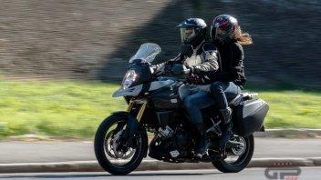 "Suzuki V-Strom 1000 ABS – ""V"" come... Versatile"