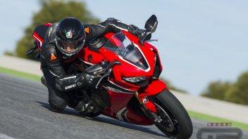 Test: Honda CBR1000RR Fireblade: controllo vincente