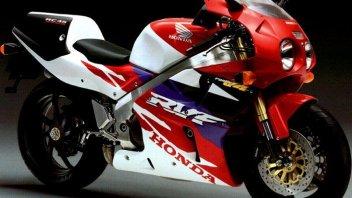 News Prodotto: Honda RVF1000: la V4 ritorna a far sognare