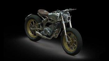 Moto - News: CCM Spitfire: novità dall'Inghilterra