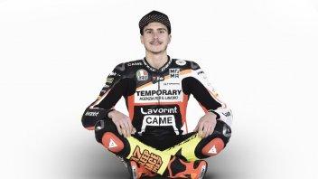 Moto2: Baldassarri: sono pronto alla lotta per il titolo