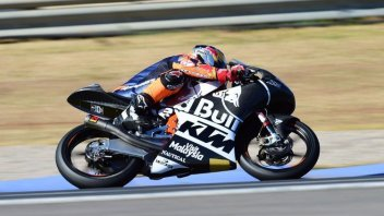 Moto3: Valencia tests: Bendsneyder stays on top, Fenati 3rd