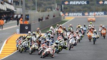Moto3: CEV: arriva la European Talent Cup