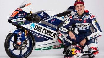 Moto3: Di Giannatonio operato, a marzo il ritorno in moto