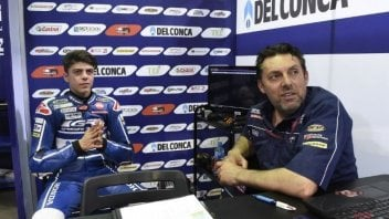 Moto3: Fabio Di Giannantonio si frattura la clavicola destra