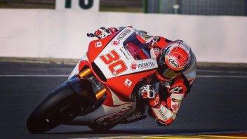 Moto3: Test: Bulega e Nakagami si confermano a Valencia