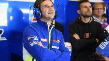 """MotoGP: Brivio: """"Spero sia Iannone l'anti Marquez"""""""