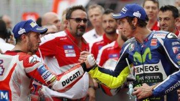 MotoGP: Rossi 38 anni? Ricordo il Qatar 2008 quando l'ho battuto