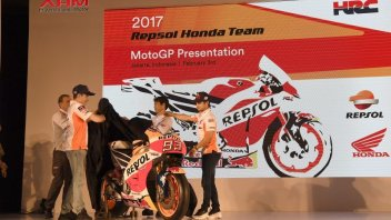 MotoGP: Il 2017 di Marquez e Pedrosa inizia in Indonesia