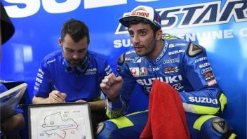 MotoGP: VIDEO. Onboard with Iannone and Rins at Sepang with the Suzuki