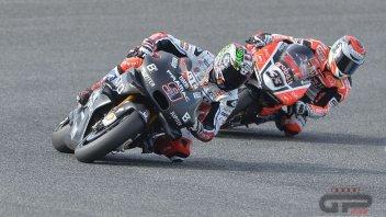 MotoGP: MotoGP VS SBK: arm wrestling at Phillip Island