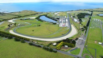 MotoGP: LIVE MotoGP, Test Australia, Phillip Island
