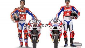 MotoGP: Pramac conquista Napoli con Petrucci e Redding