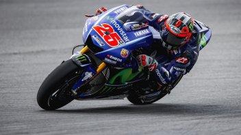 MotoGP: Vinales chiude in bellezza i test di Sepang, 5° Rossi