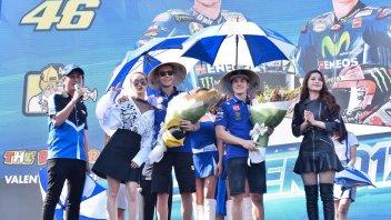 MotoGP: Rossi and Vinales conquer the Vietnam