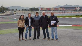 MotoGP: Whiting e Uncini promuovono la nuova Barcellona