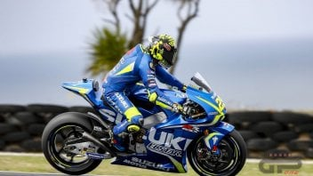 MotoGP: Iannone: Today I was more of a tester than a rider