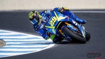 """MotoGP: Iannone: """"Per la Suzuki mi manca ancora la costanza"""""""