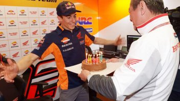 MotoGP: In Australia birthday party also for Marc Marquez