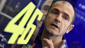 """MotoGP: Meregalli: """"Rossi così indietro? È colpa dell'età"""""""
