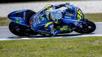 MotoGP: Rossi: good time, but Marquez is faster