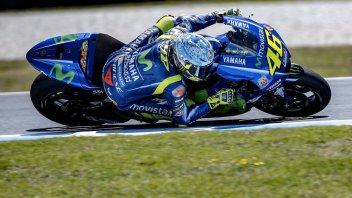 MotoGP: Rossi: buon tempo, però Marquez è superiore