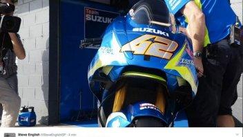 MotoGP: Iannone and Rins unveil a new fairing at Phillip Island