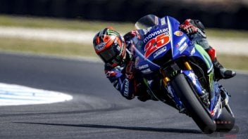 MotoGP: Viñales: Phillip Island more difficult with the Yamaha