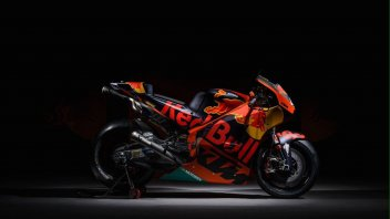 MotoGP: MotoGP, Moto2 and Moto3: KTM unveils its gems