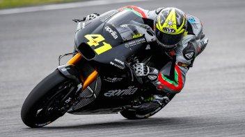 "MotoGP: A. Espargarò: ""Soon we will have a strange fairing"""