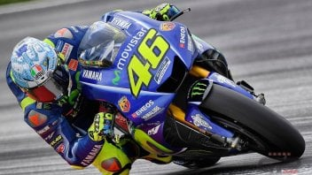 MotoGP: Rossi: The double fairing? The new frame is better