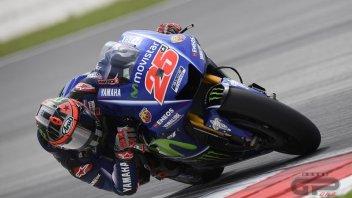 MotoGP: Test Sepang: Vinales cala l'asso, 2° Marquez