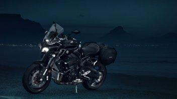 News Prodotto: Yamaha MT-10: arriva la Tourer Edition