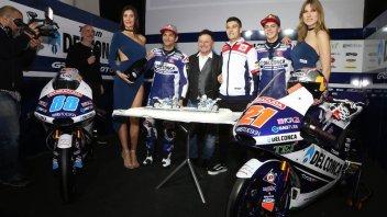 News: Fausto Gresini punta in alto con Di Giannantonio e Navarro