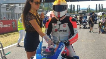 News: Incidente a Vallelunga, Stefano Togni non ce l'ha fatta